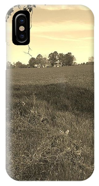 Old Farm Phone Case by Jessi Baker