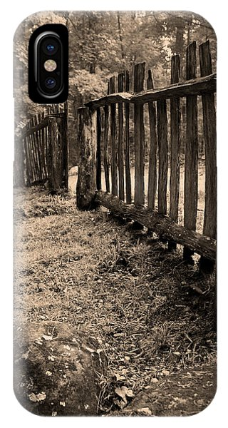Old Fence IPhone Case