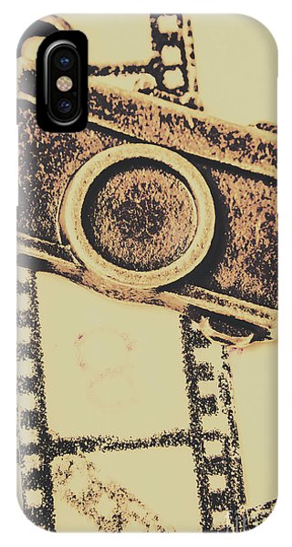 Famous Artist iPhone Case - Old Film Camera by Jorgo Photography - Wall Art Gallery