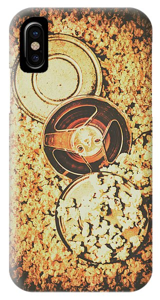 Movie iPhone Case - Old Film Festival by Jorgo Photography - Wall Art Gallery
