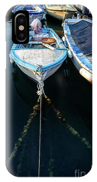 Old Fishing Boats Of The Adriatic IPhone Case
