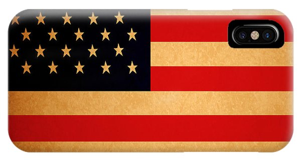 Old Glory . Square IPhone Case