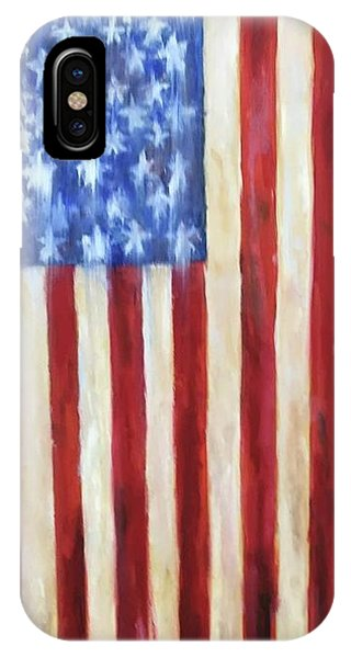 Old Glory Vii IPhone Case