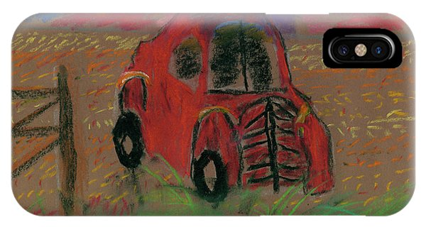 Old Jalopy IPhone Case