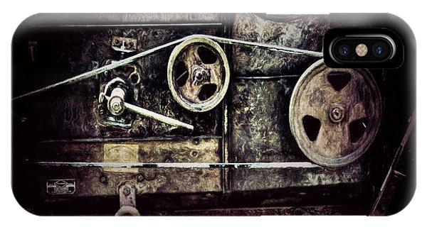 Old Machine IPhone Case