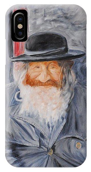 Old Man Of Jerusalem IPhone Case