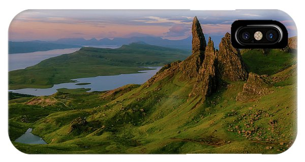 Old Man Of Storr IPhone Case