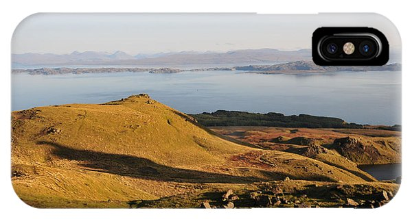 Isle Of Skye iPhone Case - Old Man Of Storr Views by Smart Aviation