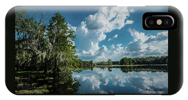 Old Man River IPhone Case