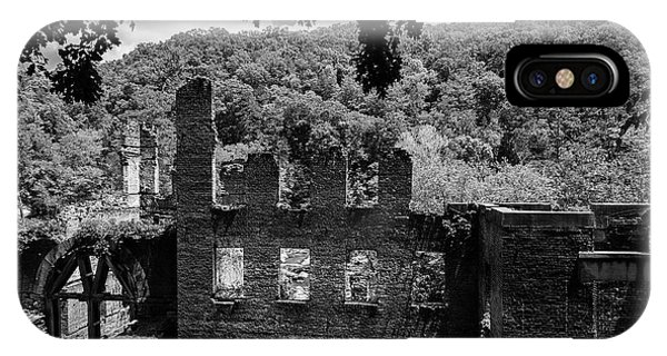 old Mill 3 IPhone Case