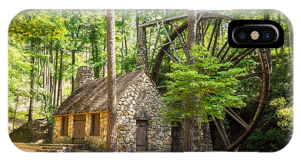 Old Mill At Berry College IPhone Case