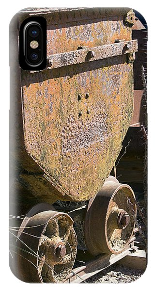 Old Mining Car IPhone Case