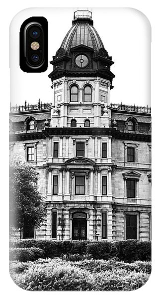 Old Montreal History IPhone Case