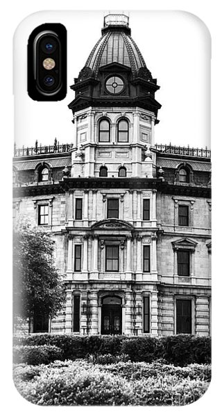 Old Montreal History Phone Case by John Rizzuto