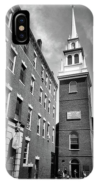 Old North Church IPhone Case