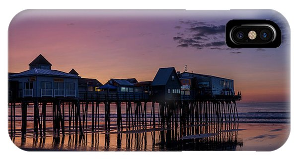 Old Orchard Beach  IPhone Case