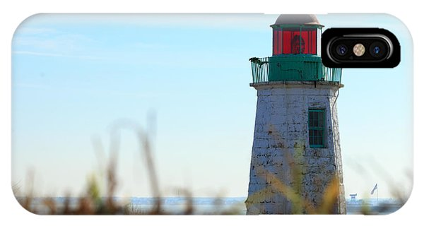 Old Point Comfort Lighthouse IPhone Case