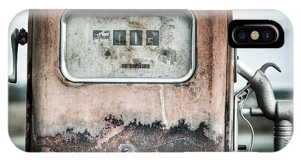 Old Pump IPhone Case