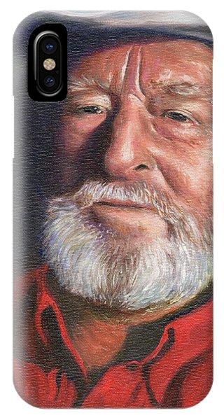 Old Ranger IPhone Case