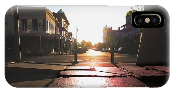 Old Sacramento Smiles- IPhone Case