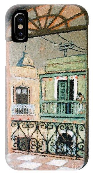Old San Juan View IPhone Case