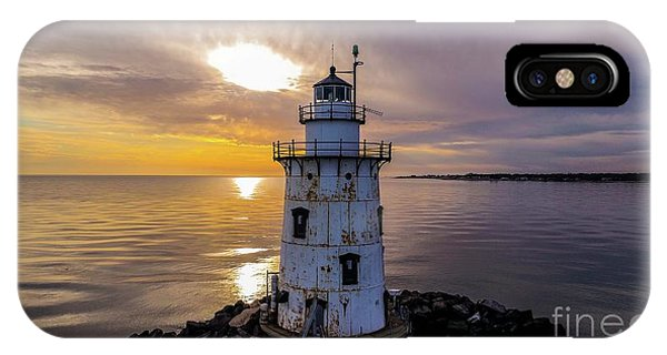 Old Saybrook Outer Light IPhone Case