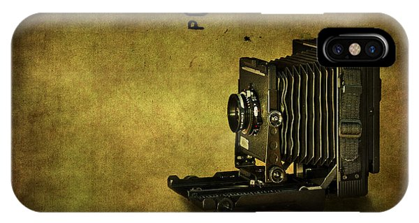 Camera iPhone Case - Old School by Evelina Kremsdorf