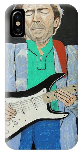 Old Slowhand. IPhone Case