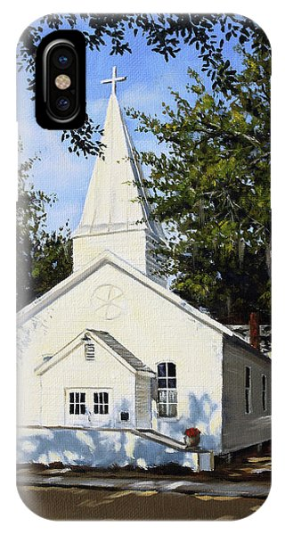 Old St. Andrew Church IPhone Case