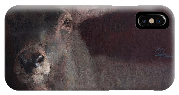 Old Stag IPhone Case