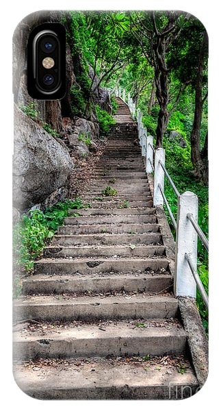 Old Steps IPhone Case