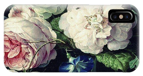 Old Time Botanical IPhone Case