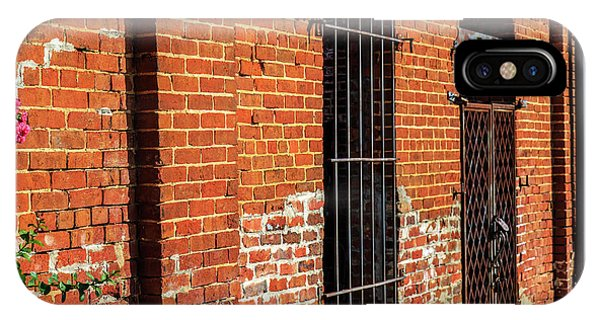 Old Town Jail IPhone Case