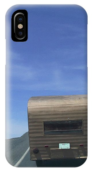 Old Trailer IPhone Case