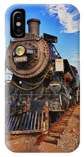 Old iPhone Case - Old Train by Garry Gay