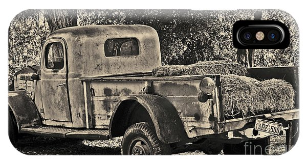 Old Truck IPhone Case