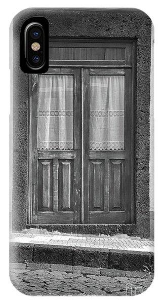 Old Wooden House Door IPhone Case