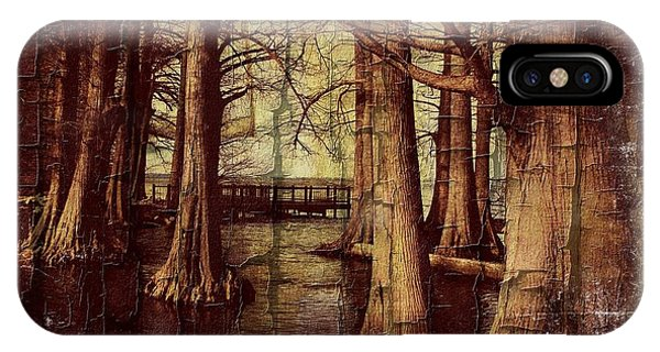 Old World Reelfoot Lake IPhone Case