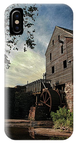 Old Yates Mill- Artsy IPhone Case