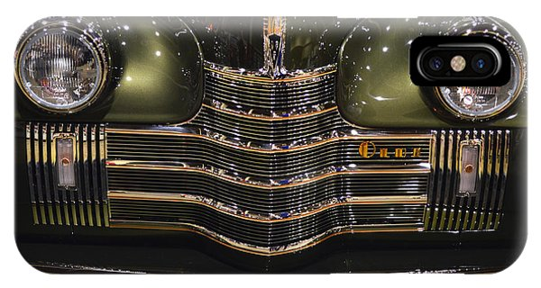 Olds Grille IPhone Case