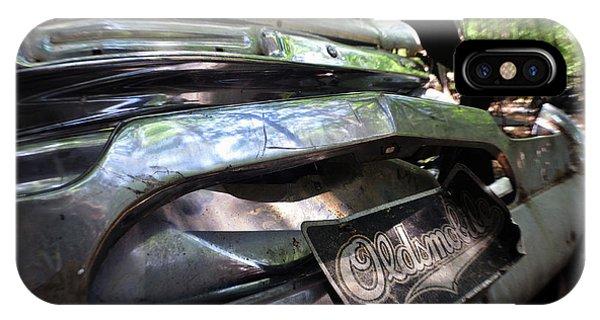 Oldsmobile Bumper Detail IPhone Case