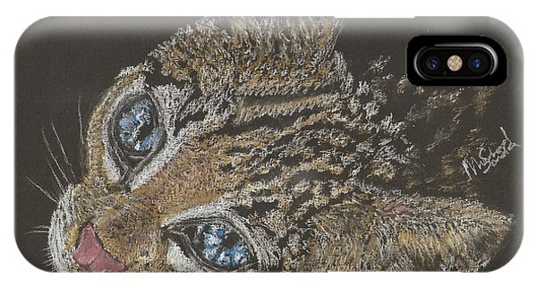 Ole Blue Eyes IPhone Case