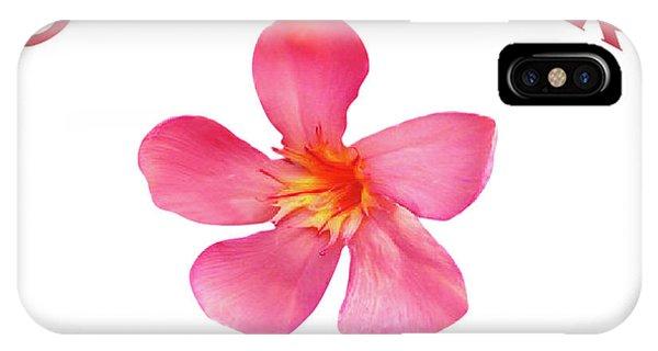 Oleander Haus IPhone Case