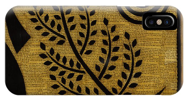 Spirituality iPhone Case - Olive Branch by Gloria Rothrock
