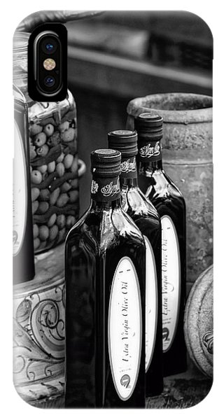 Olives And Oil IPhone Case