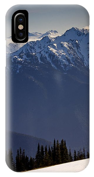 Olympic National Park IPhone Case
