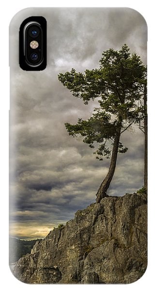 Ominous Weather IPhone Case