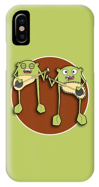 Omti And Itmo IPhone Case