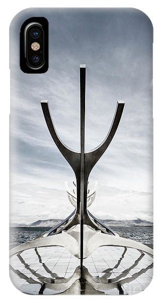 Discovery iPhone Case - On And Ever Onward by Evelina Kremsdorf