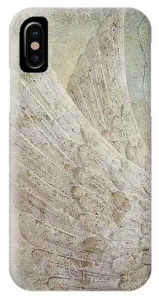 On Angels Wings 2 IPhone Case